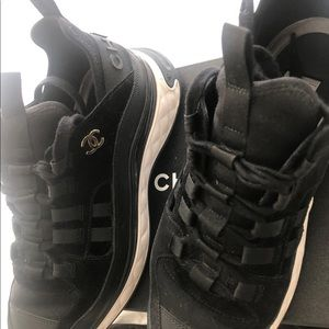 New Chanel sneakers for ladies
